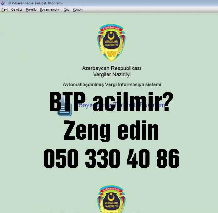 seller.az Online BTP proqramının yazılması