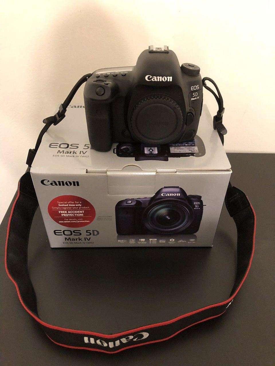 seller.az Canon EOS 5D Mark IV DSLR Camera