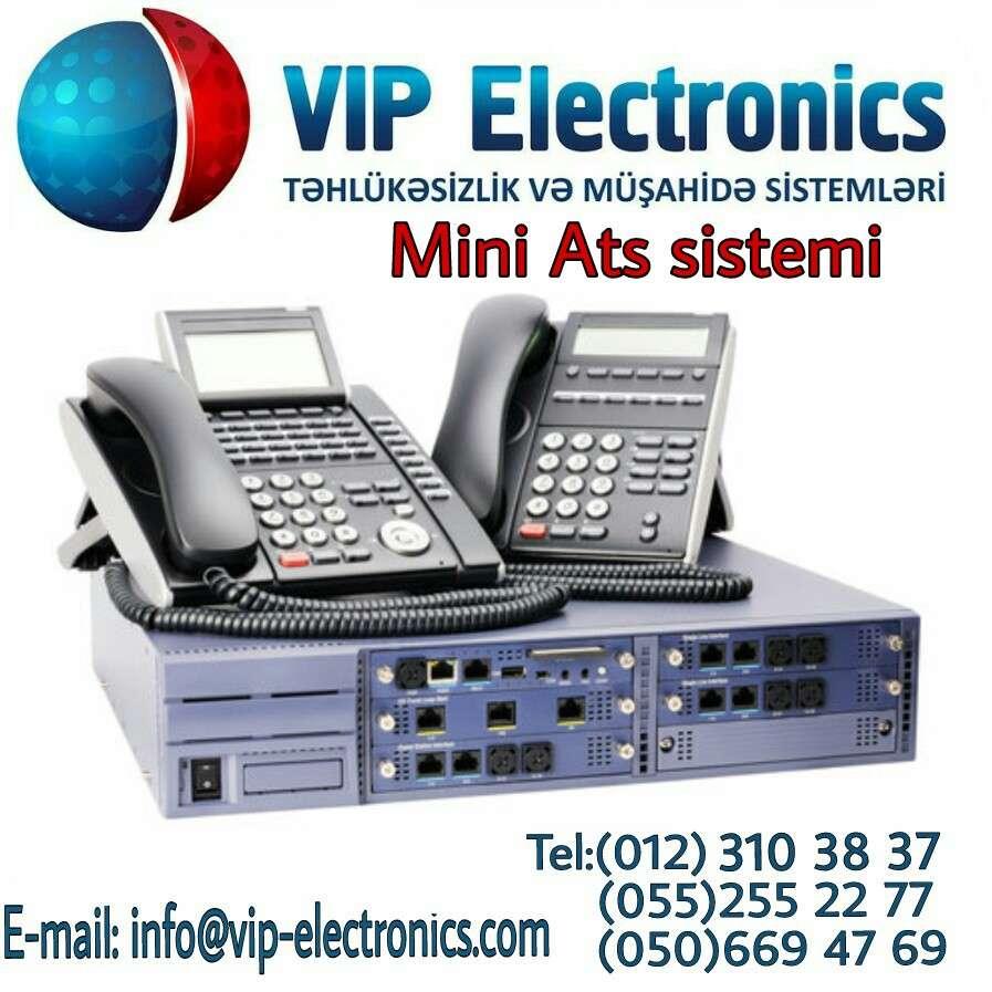 seller.az müxtəlif sayda olan nömrəli telefon ATS sistemler
