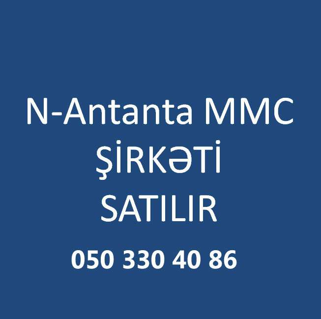 seller.az Hazir biznes olaraq N antanta MMC sirket satilir