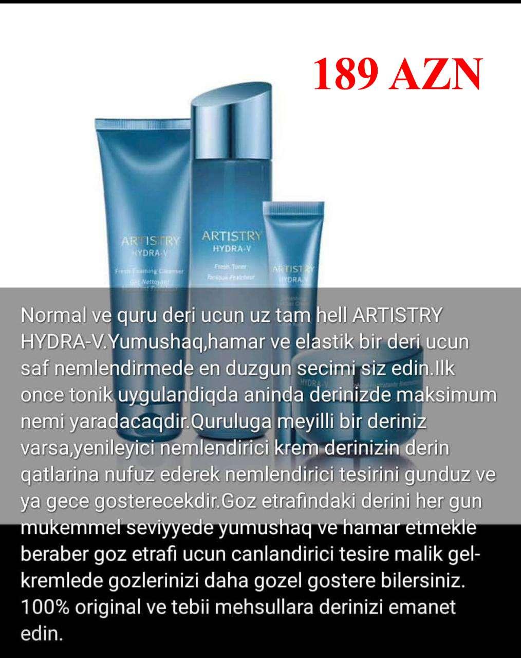 seller.az Amway - Kosmetoloji vasitələr