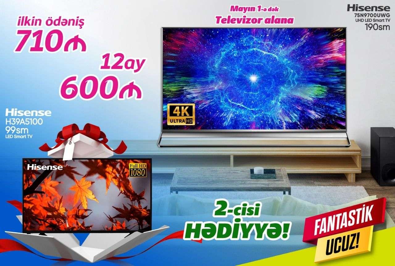 seller.az Kreditle Televizorlar