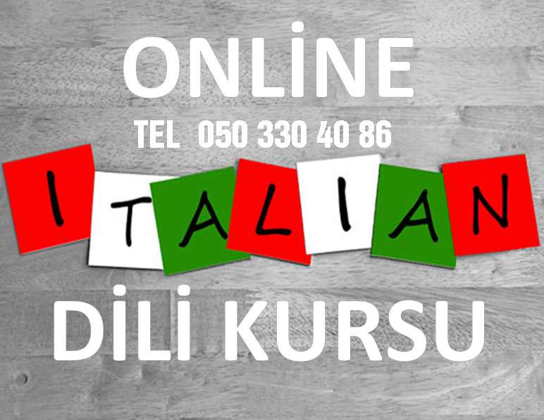 seller.az Onlayn Italyan dili kursu
