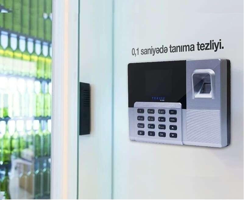 "seller.az ""TEKSIS-5801"" biometrik barmaq izi cihazı"