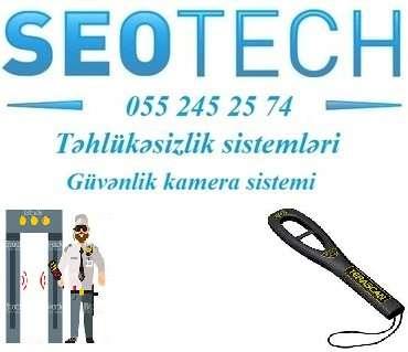 seller.az ✓ El tipli metal detector / metal arama ✓