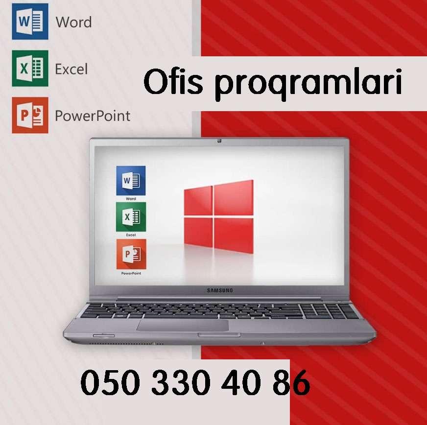 seller.az Peşəkar səviyyədə Ofis proqramları kursları
