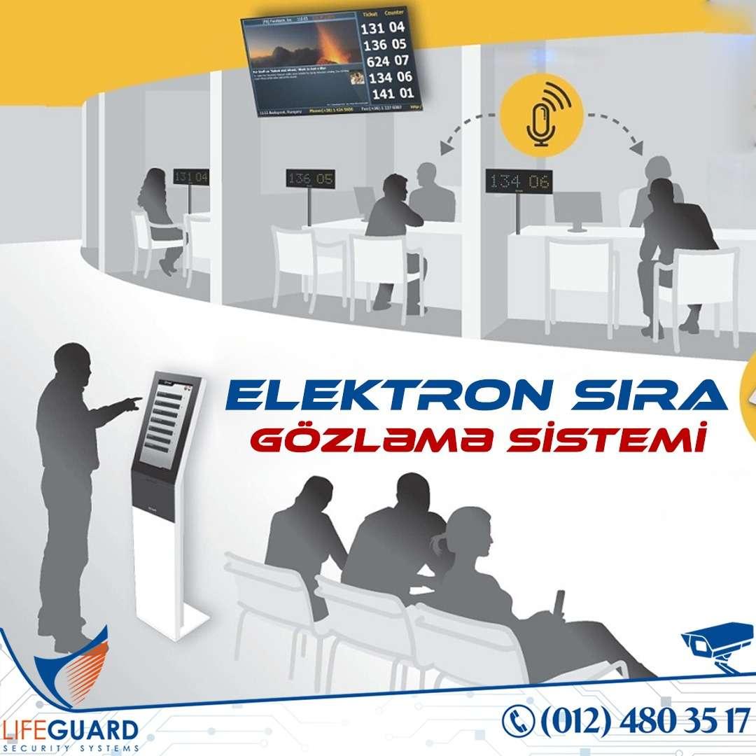seller.az Elektron sıra gözləmə sistemleri