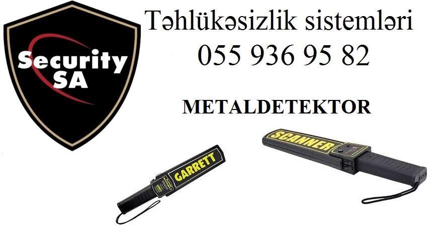 seller.az ❈Metal detektor: el tipli❈