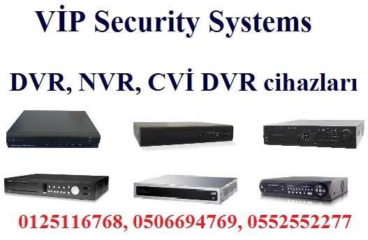 seller.az DVR cihazlari ve NVR cihazlarinin satışı