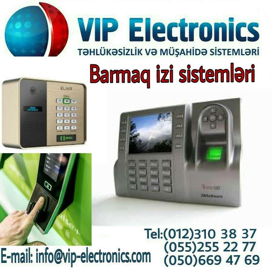 seller.az Access control barmaq izi