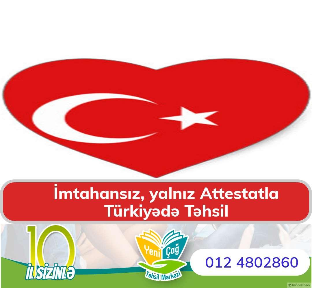 seller.az Türkiyədə İmtahansız Təhsil