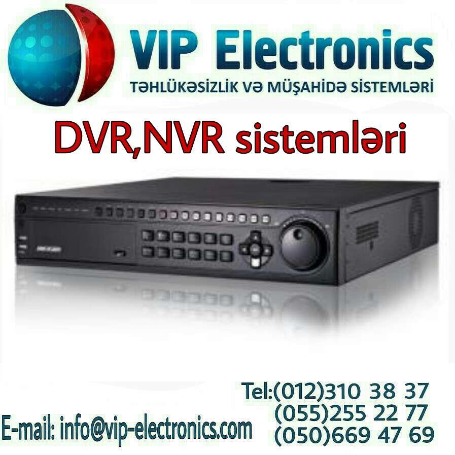 seller.az DVR sistemlerinin satişi