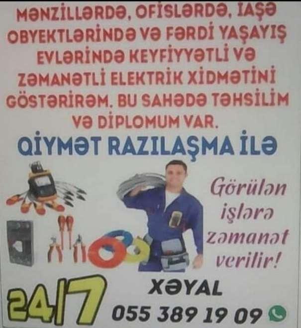 seller.az Elektrik ustasi