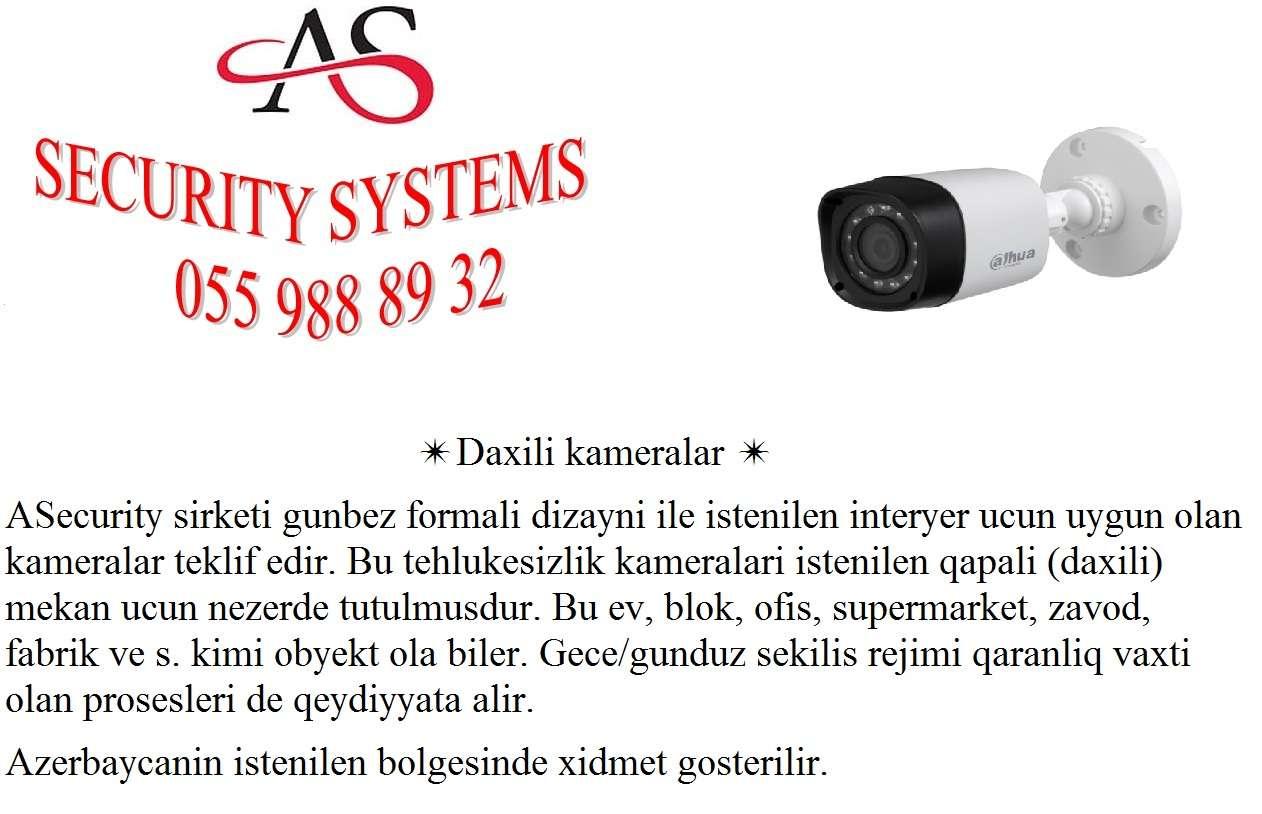 seller.az Kamera sistemi