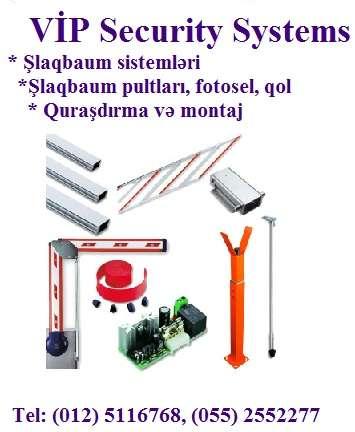 seller.az VİP Şlaqbaum və bariyer sistemləri