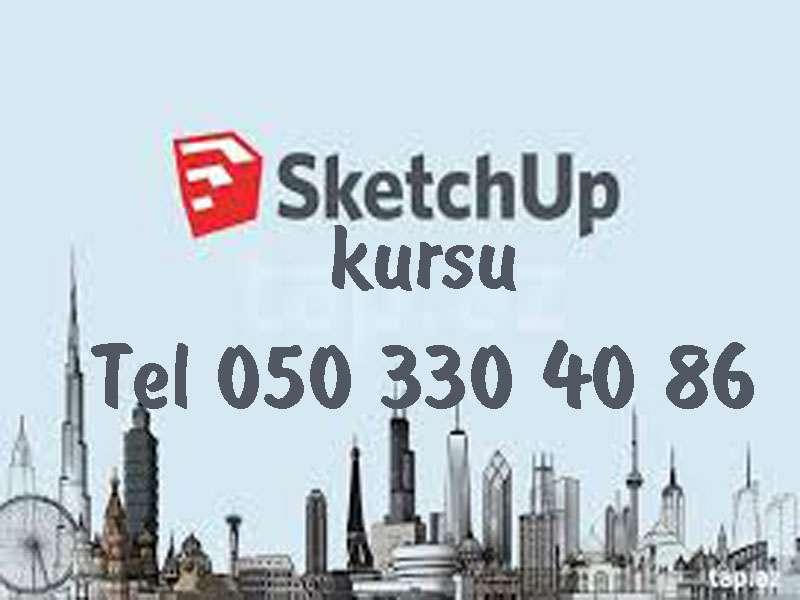 seller.az Sketchup proqrami kurs