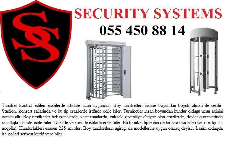 seller.az ❊Turniket kecid sistemi ❊