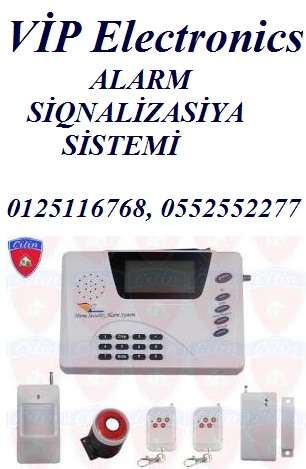 seller.az Alarm siqnalizasiya