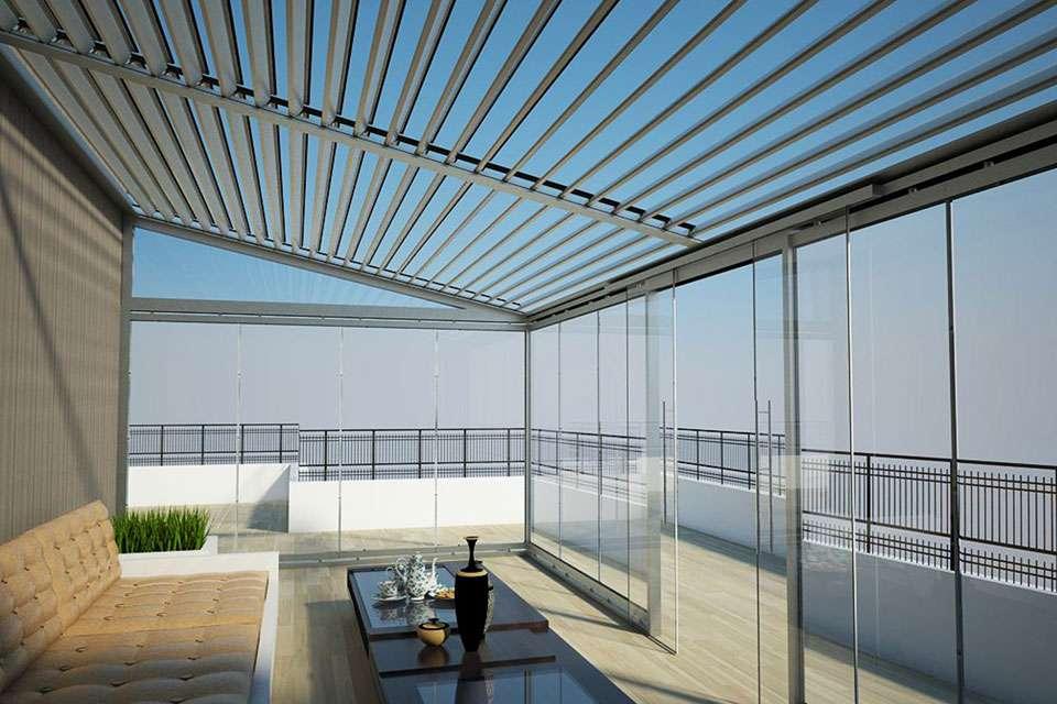 seller.az Rolling roof sisteminin qurasdirilmasi