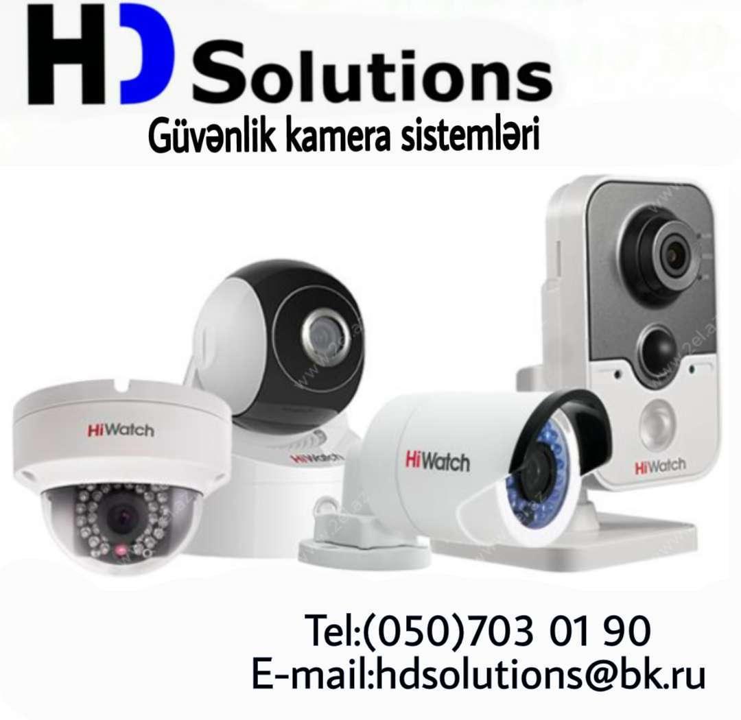 seller.az Müşahidə nəzarət kameraları və sistemləri