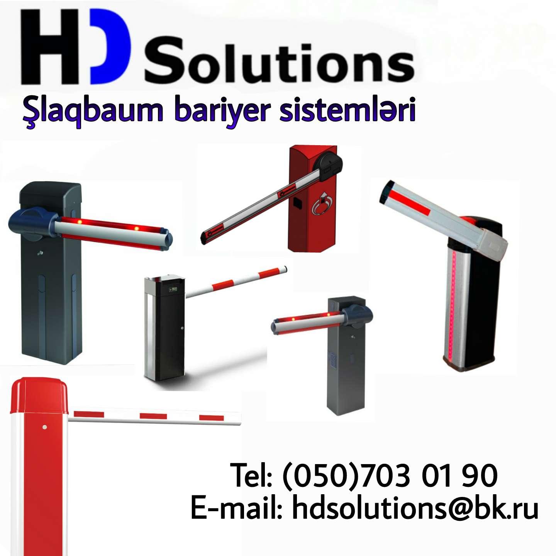 seller.az Came G3250+kartla giriş sistemi Şlaqbaumlar
