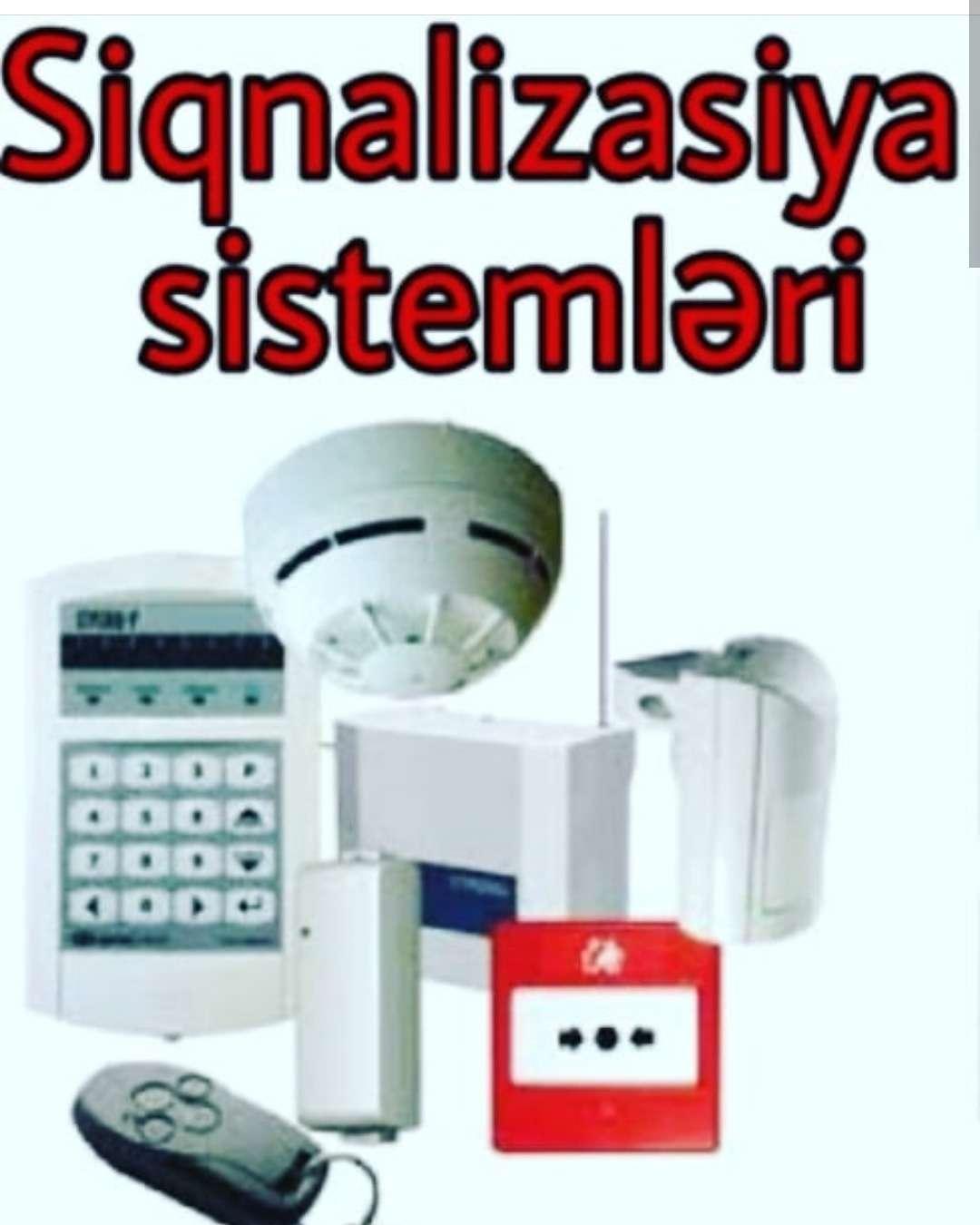 seller.az Siqnalizasiya sistemleri
