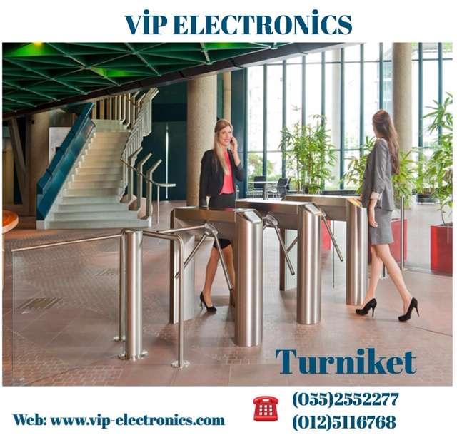 seller.az VIP Turniket sistemi