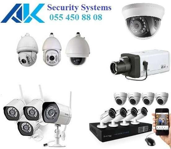 seller.az Nəzarət kameralarının satışı və montajı