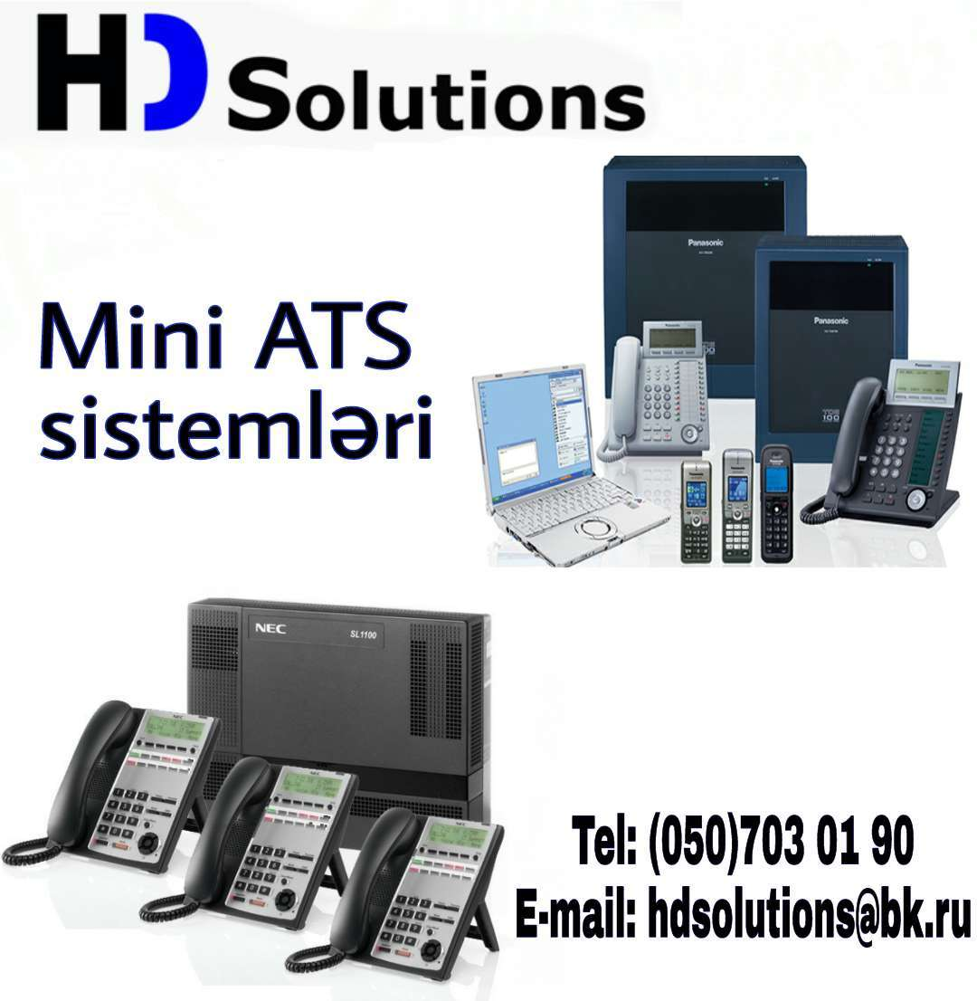 seller.az MiNi ATS sistem satişi