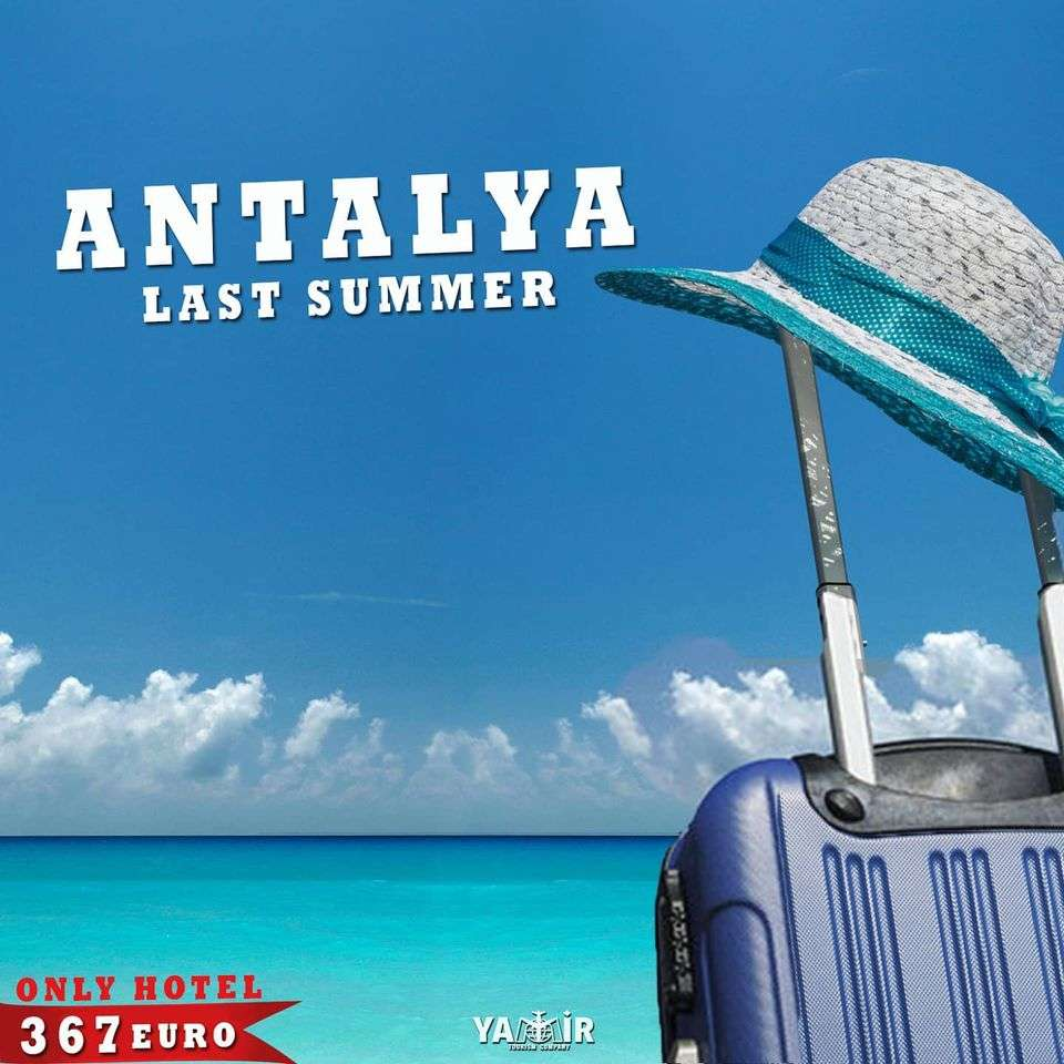 seller.az Antalyada İstirahət