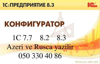 seller.az 1C buxalteriya 8.3 Azerbaycan dilinde