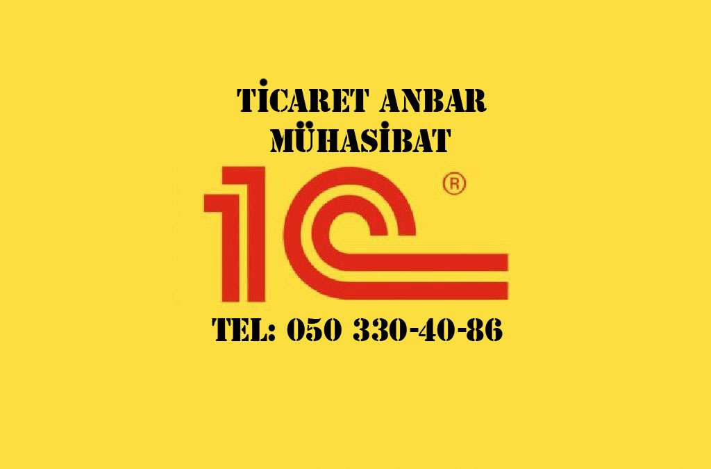 seller.az Muhasibat 1C 8.3 Azerbaycan dilinde