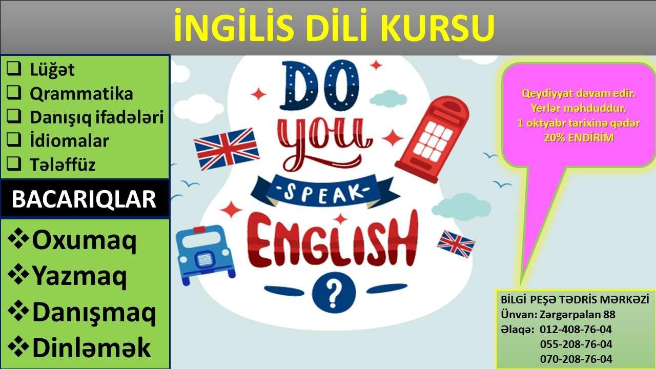 seller.az İngilis dili kursu