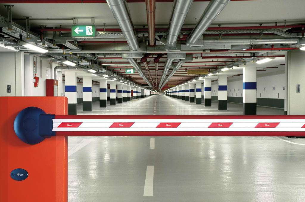 seller.az Şlaqbaum barrier sistemi