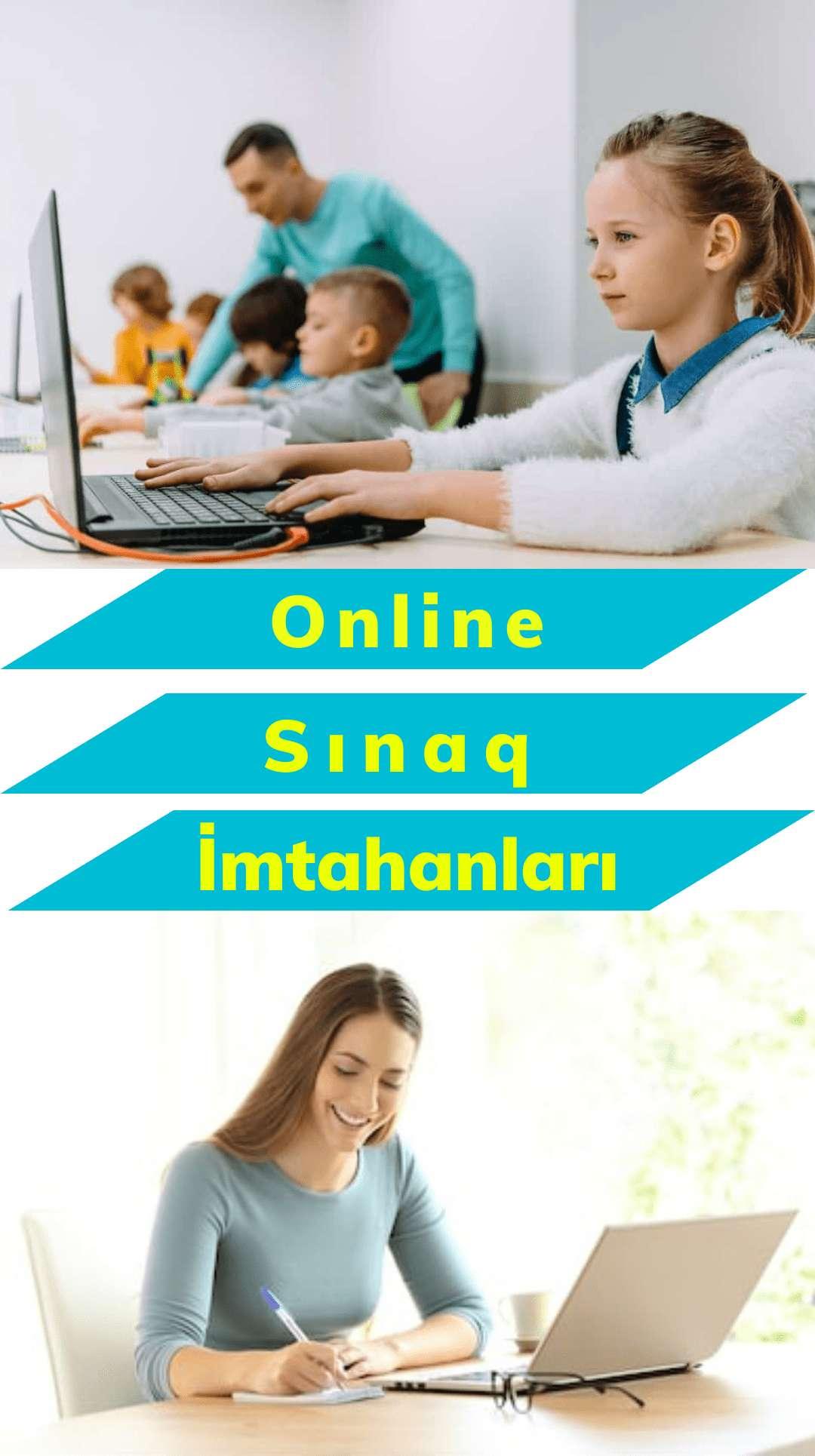 seller.az Online Sinaq Imtahanlari