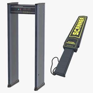 seller.az Qapı tipli metal detektorları