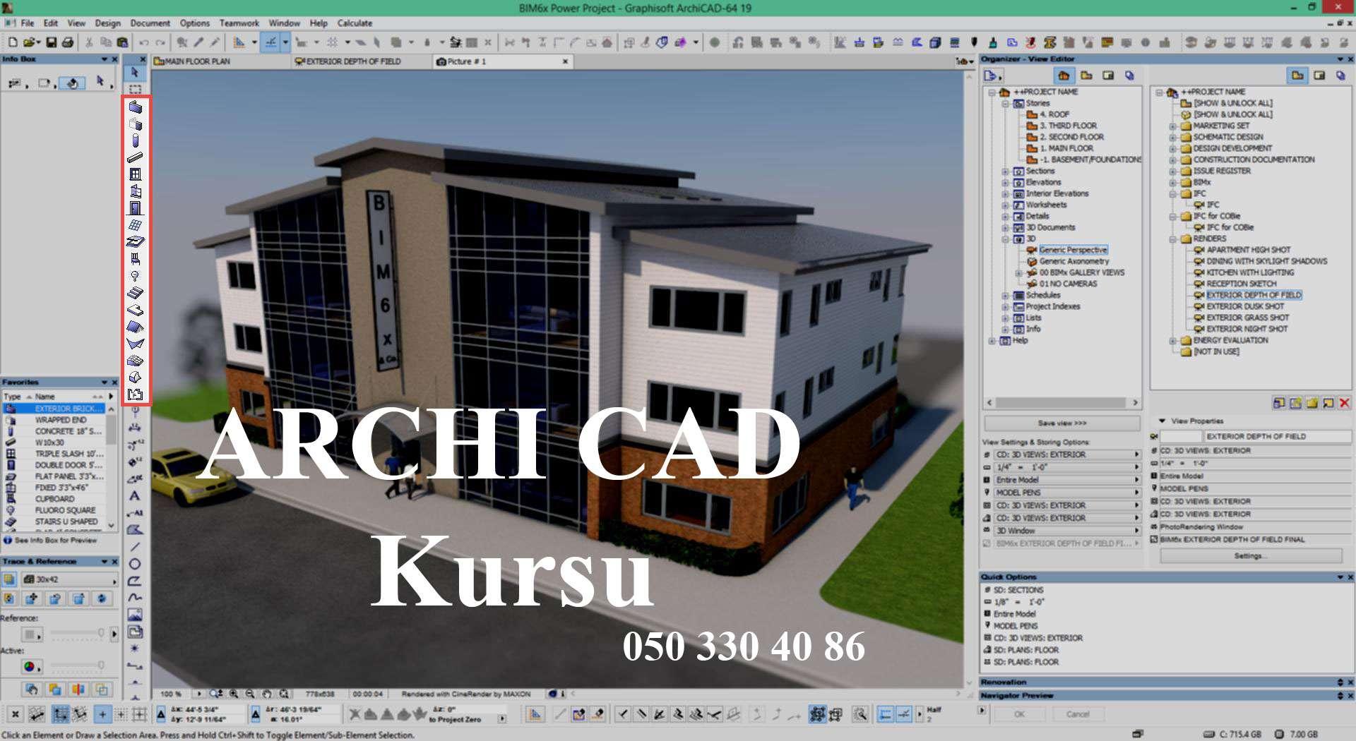 seller.az Archi Cad Kursu