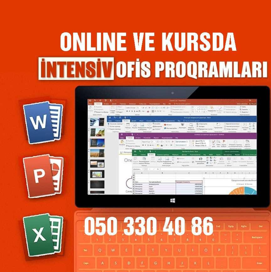 seller.az Onlayn Ofis proqramları Kursu