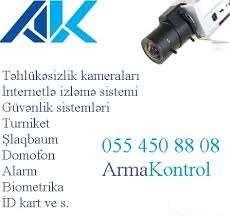 seller.az Nəzarət kameraları (gece-gunduz goruntü)