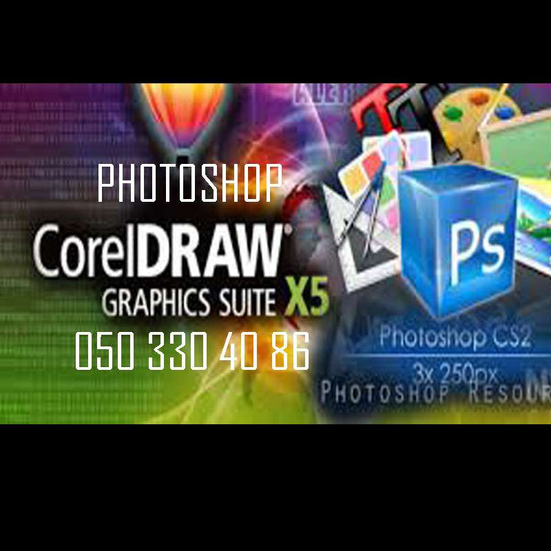 seller.az Corel draw, Photoshop Kursu