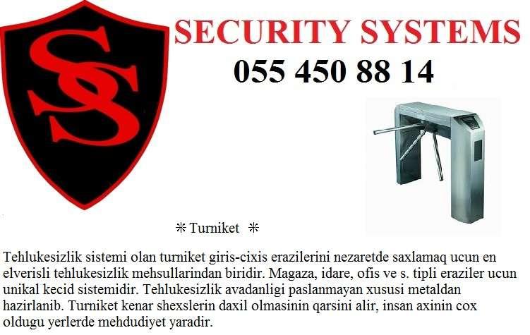 seller.az Турникет – продажа в Азербайджане