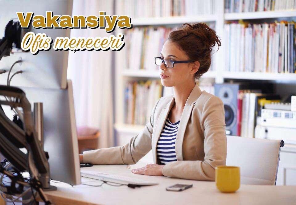 seller.az Ofis meneceri Tələb olunur!