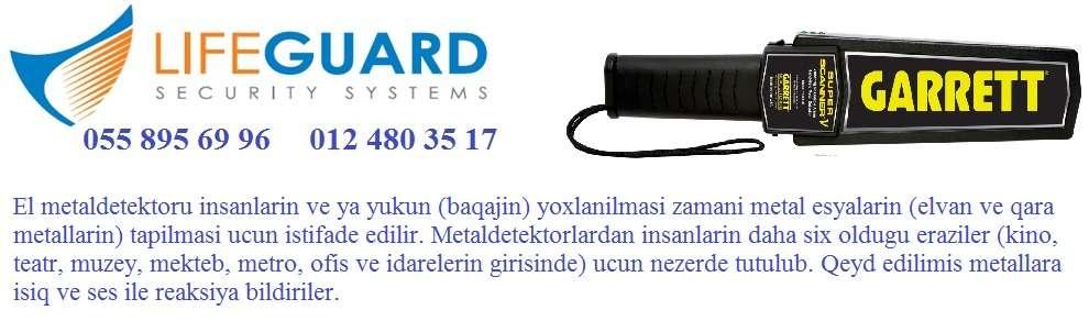 seller.az Metal detectorlar satilir