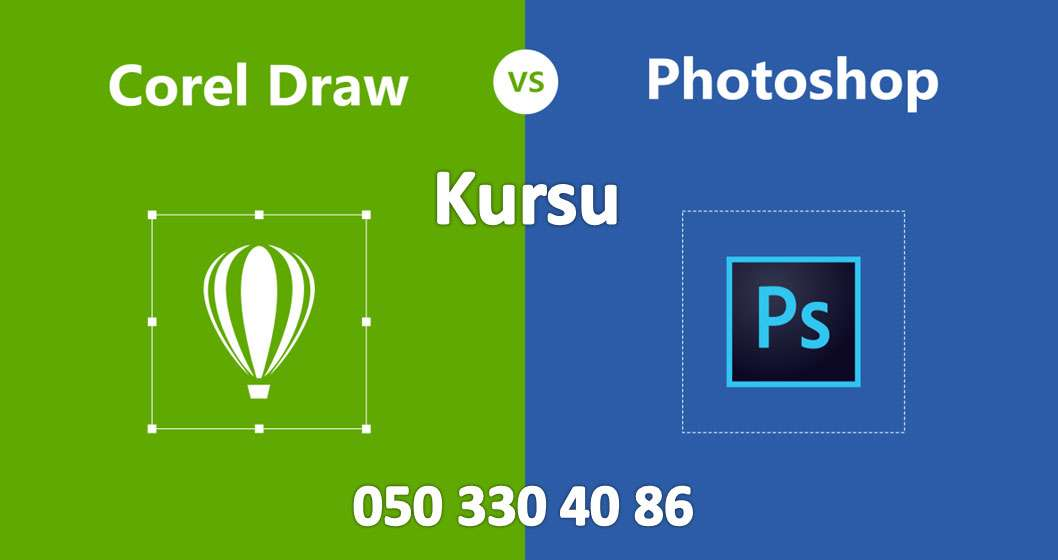 seller.az Corel Draw - Photoshop kursu