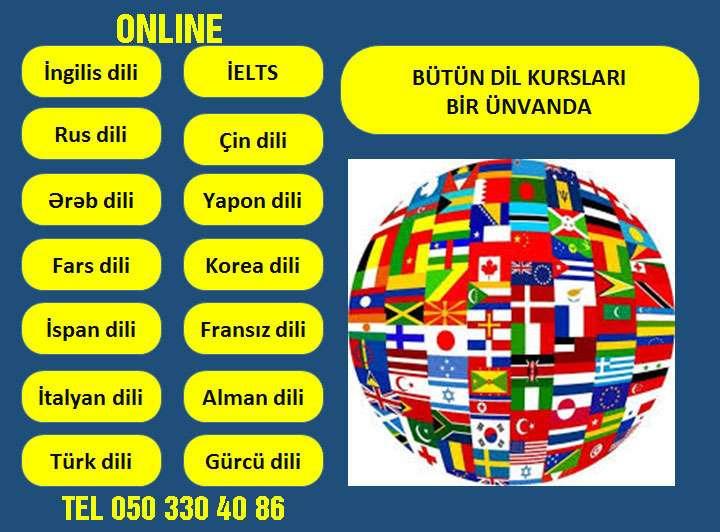 seller.az Xarici dil kursları