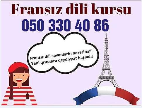 seller.az Onlayn Fransız dili kursu